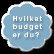hvilket budget er du?
