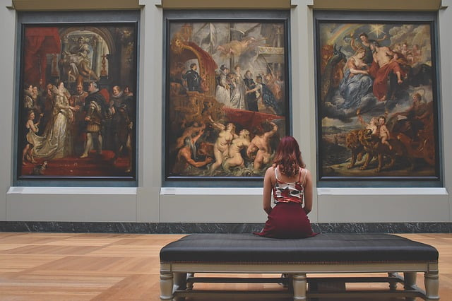 gratis på museum