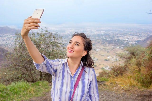 Ny mobiltelefon